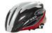 KED Wayron Helmet white black red